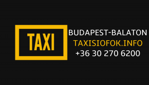 Bárhova eljuthat Velünk a Balatonon a budapesti reptérről!